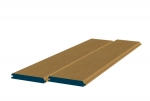 12 x 89mm Pre-Varnished Solid White Oak TGV Sheeting (8x2.4m)