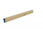 18 x 30mm Pre-Varnished Redwood Nosed Hockey Stick (10x2.25m)