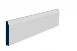 19 x 119mm Pre-Primed / Pre-Painted Wood Chamfered Skirting (5x2.4m)