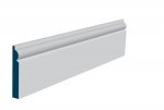 19 x 119mm Pre-Primed / Pre-Painted Wood Torus Skirting (5x2.4m)