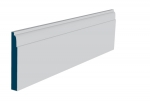 19 x 144mm Pre-Primed / Pre-Painted Wood Lambs Tongue Skirting (5x2.4m)