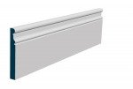 19 x 144mm Pre-Primed / Pre-Painted Wood Clonkeen Skirting (5x2.4m)
