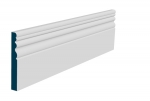 19 x 144mm Pre-Primed / Pre-Painted Wood Sheelin Skirting (5x2.4m)