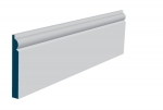 19 x 144mm Pre-Primed / Pre-Painted Wood Torus Skirting (5x2.4m)