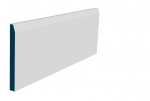 19 x 194mm Pre-Primed / Pre-Painted Wood Chamfered Skirting (5x2.4m)