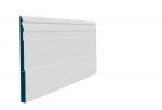 25 x 344mm Pre-Primed / Pre-Painted Wood Owel Skirting (5x2.4m)