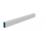 19 x 44mm Pre-Primed / Pre-Painted Wood Bevelled Double Shaker Architrave (5x2.25m)
