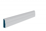 19 x 69mm Pre-Primed / Pre-Painted Wood Lambs Tongue Architrave or Skirting (5x2.25m)