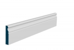 19 x 94mm Pre-Primed / Pre-Painted Wood Ogee Architrave or Skirting  (5x2.25m)