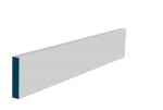19 x 94mm Pre-Primed / Pre-Painted Wood Square Edge Architrave or Skirting (5x2.25m)