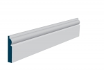 19 x 94mm Pre-Primed / Pre-Painted Wood Torus Architrave or Skirting (5x2.25m)