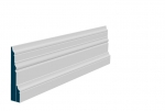31 x 144mm Pre-Primed / Pre-Painted Wood Pallas Skirting (4x2.4m)