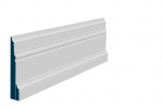 31 x 169mm Pre-Primed / Pre-Painted Wood Pallas Skirting (4x2.4m)