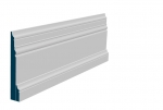 31 x 194mm Pre-Primed / Pre-Painted Wood Pallas Skirting (4x2.4m)
