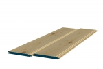 8 x 89mm Pre-Varnished Redwood TGB Sheeting (10x2.4m)