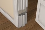 Pre-Primed / Pre-Painted Wood Internal 30 Minute Fire Door LINER (inc Ogee Door Stop)