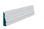 31 x 120mm Pre-Primed / Pre-Painted Wood Glenveagh Architrave or Skirting (5x2.4m)