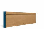 19 x 119mm Pre-Varnished Solid White Oak Shaker Skirting (5x2.4m)