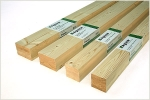 19 x 44mm Whitewood PAO (10x2.4m)