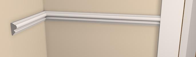 Wood Dado Rail Packs Uk Diy Door Frames Amp Timber Boards