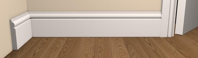 Timber Torus Profile Skirting Uk Skirting Boards Buy