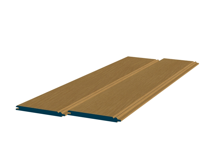 Pre Varnished Oak Tgb Sheeting Packs 0 9m 10 Pack Diy