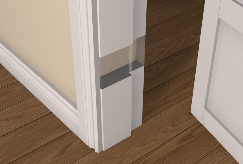 Pre Primed Whitewood Rebated Door Frame Packs Diy Timber Packs
