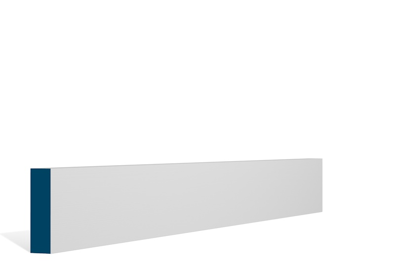 Pre Painted Wood Square Edge Architrave Packs Diy Timber